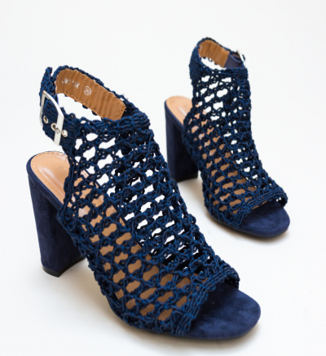 Sandale Huang Bleumarin