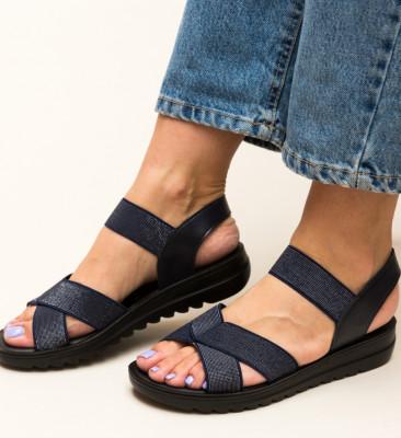 Sandale Irfan Albastre 2