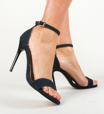 Sandale Jikala Bleumarin