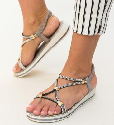 Sandale Jolie Gri