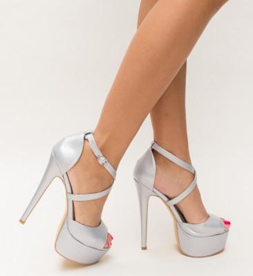 Sandale Jome Argintii