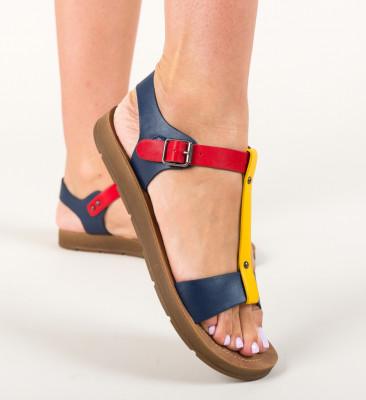 Sandale Laxor Albastre