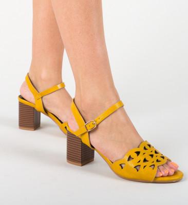 Sandale Lope Galbene