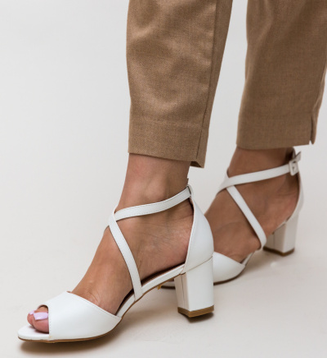 Sandale Mandy Albe