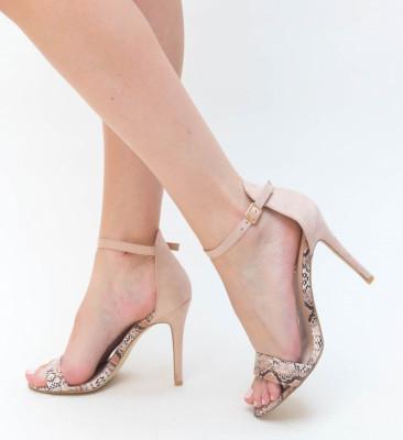 Sandale Mifi Roz