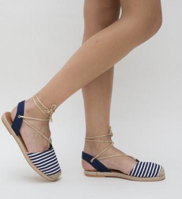 Sandale Molin Bleumarin