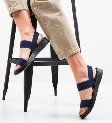 Sandale Nava Bleumarin