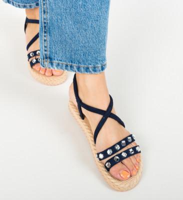 Sandale Nestira Bleumarin