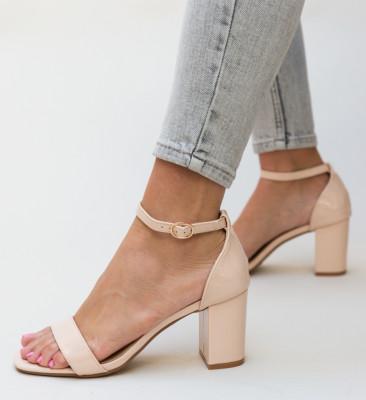 Sandale Nicolen Bej