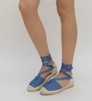 Sandale Niko Albastre