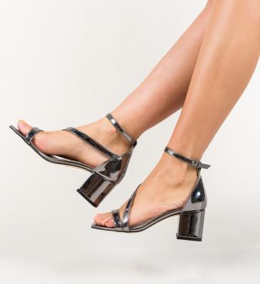 Sandale Piruna Gri