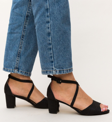 Sandale Pistano Negre