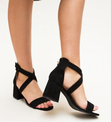 Sandale Pitir Negre