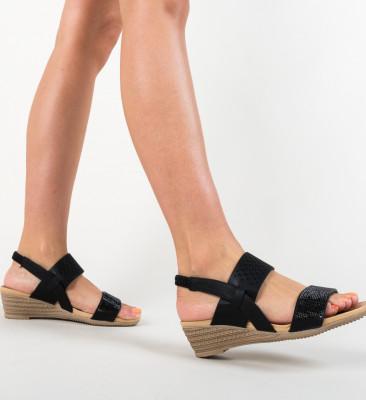 Sandale Ramsten Negre