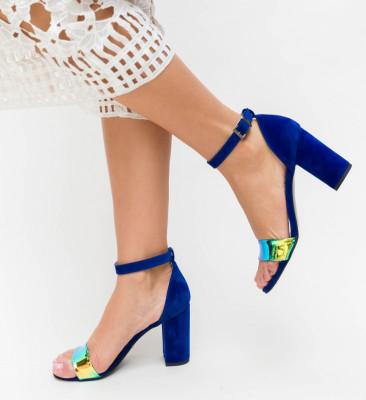 Sandale Remi Albastre