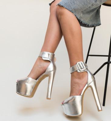 Sandale Rivexo Argintii