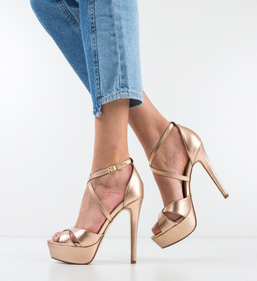 Sandale Rosa Aurii