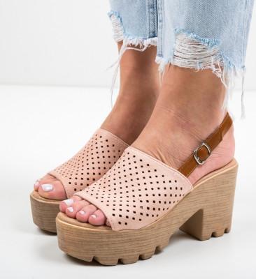 Sandale Saffr Roz