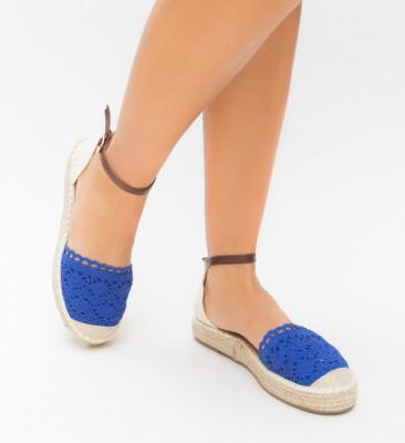 Sandale Samba Albastre