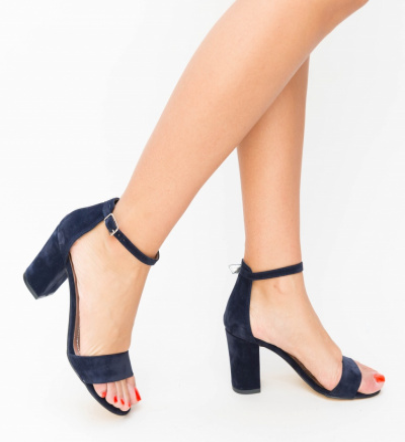 Sandale Sambela Bleumarin
