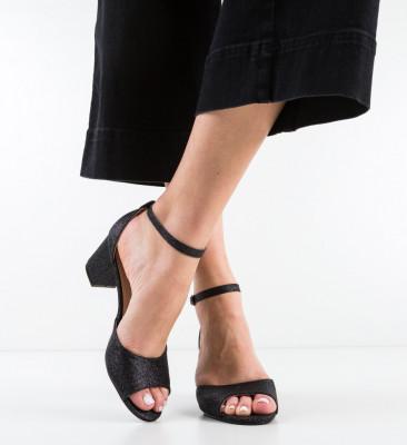 Sandale Sieni Negre 2