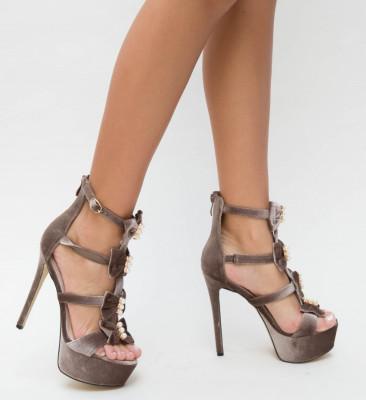 Sandale Stiar Khaki