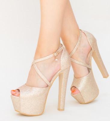 Sandale Trolex Aurii