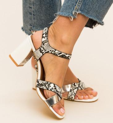 Sandale Tropic Albe