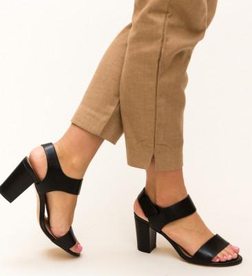 Sandale Uzilica Negre 2