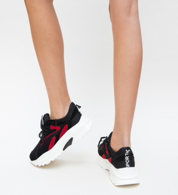 Pantofi Sport Deria Rosii