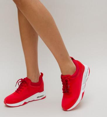 Pantofi Sport Elixo Rosii