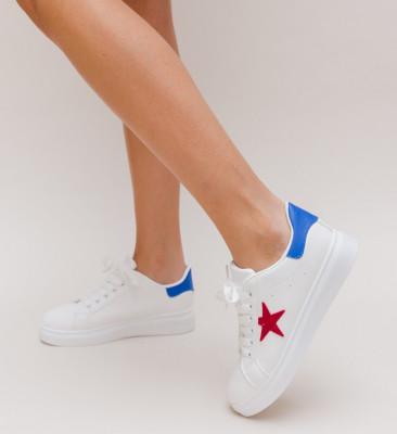 Pantofi Sport Steel Albastri