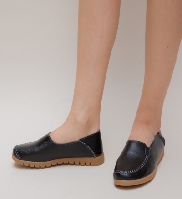 Pantofi Casual Paroli Negri