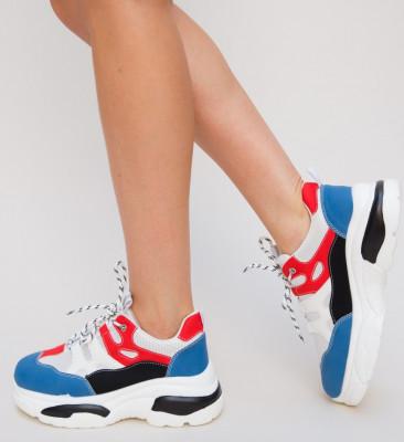 Pantofi Sport Bonda Rosii