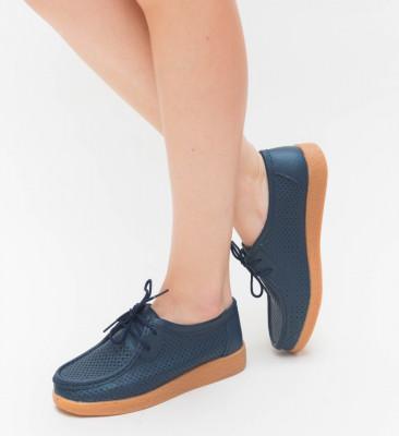 Pantofi Casual Dulma Bleumarin