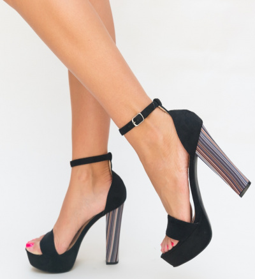 Sandale Misko Negre