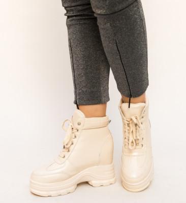 Pantofi Sport Mangi Bej