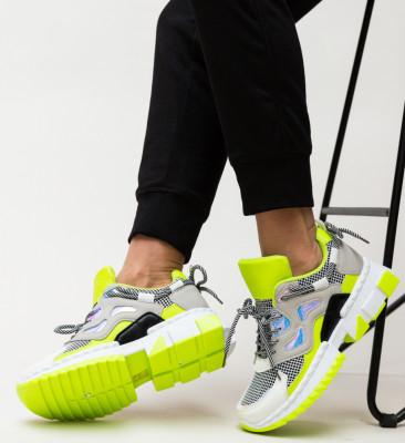 Pantofi Sport Ormak Verzi