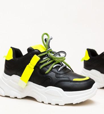 Pantofi Sport London Negri 2