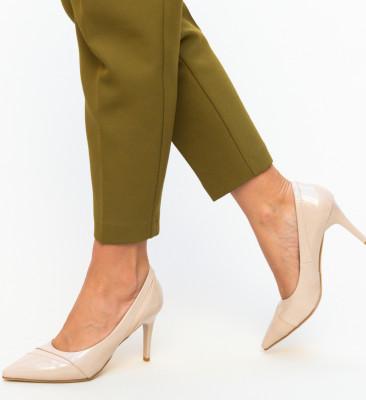 Pantofi Lia Nude