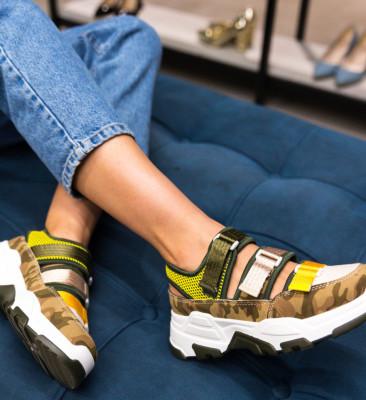 Pantofi Sport Zak Verzi