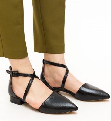 Pantofi Carli Negri