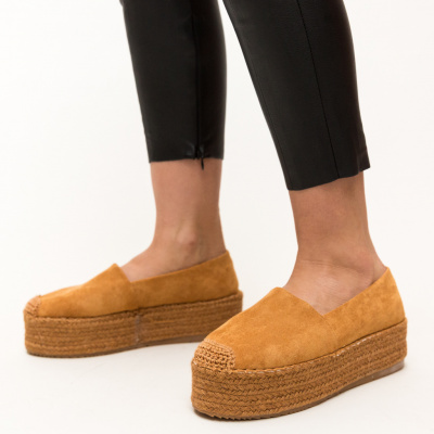Espadrile Timms Camel