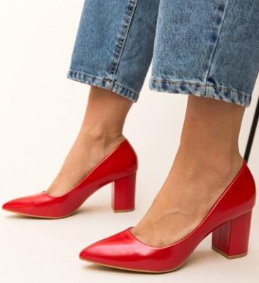 Pantofi Allman Rosii