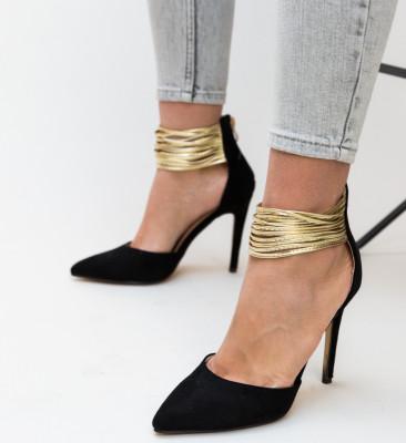 Pantofi Kaia Negri