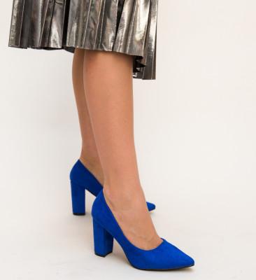 Pantofi Tabita Albastri