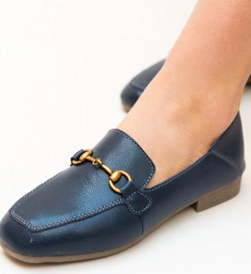 Pantofi Casual Caracom Bleumarin
