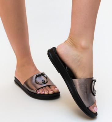 Papuci Havin Gri