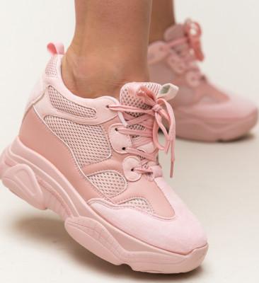Pantofi Sport Bindi Roz 2