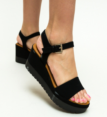 Sandale Nides Negre